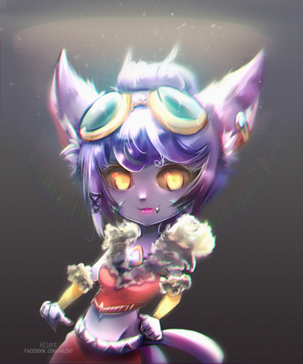 Tristana - The Quiet Night by Hilent