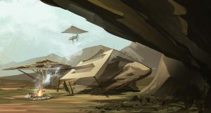 Speed Painting 01 by Long-Pham