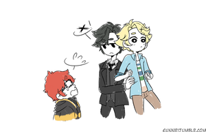 Handle Your Yoosung Well by TRlCKKY-V
