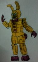 Funlock Springbonnie by FreddleFrooby