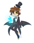 Alcor the Dreambender (Dipper)(transcendence AU) by Crazy-Luna