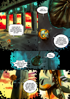 A Serene Prison - Chapter 1 Page 5 by StellaB