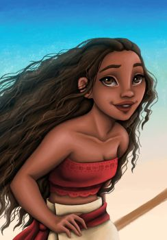 Moana by TheFatalImpact