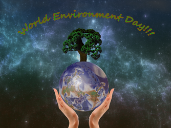 World Environment Day!!! by LaxmiJayaraj