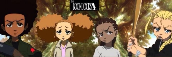 Meeting The Rest Of The Family (The Boondocks)  by CindyandJazzy