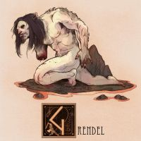 G is for Grendel by Deimos-Remus