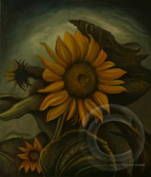 Sunflowers by MrsGraves