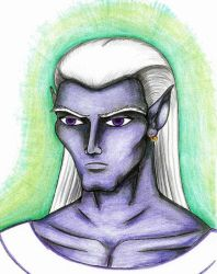 Drizzt by shyluck