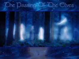 The Passing Of The Elves by LadyAnnatar