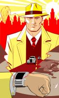 Calling 'Dick Tracy' by sharpbrothers
