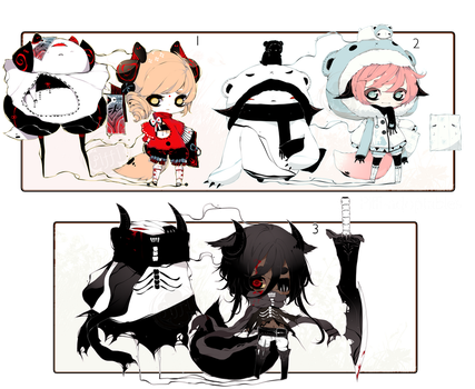 [CLOSED]ADOPT DYNAMIC PRICE 247 - Shadowmonster by Piffi-sisters