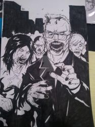 CCE Zombie Commission by KillustrationStudios