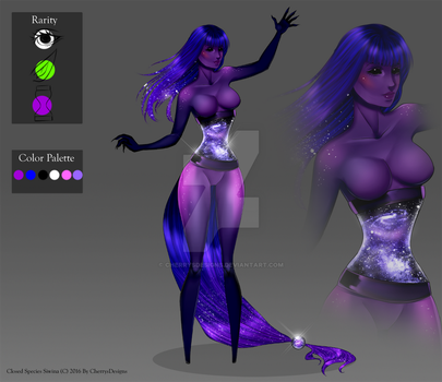 (closed) Auction Adopt Siwina 5 by CherrysDesigns