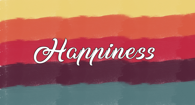 Happiness by YesSer11