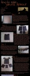 How to make Samurai Armour by kay115