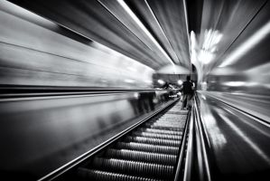 Faster Than Light by TenthMusePhotography