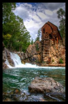 The Old Mill by centrifuge