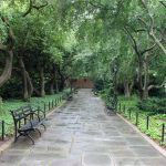 NYC Conservatory Garden VII by xJBIRDx