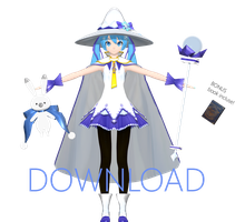 [DOWNLOAD] Hatsune Miku Snow 2014 DT -CLOSED- by Fubukid