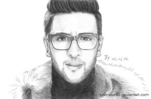 Il Volo - Piero Barone (5) by polinatur93