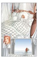 Courageous Princess II new bedroom by RodEspinosa