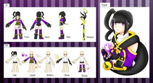 Costume Entry 2015 - Aisha - Elsword by queen-val