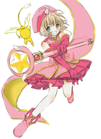 cardcaptor sakura version 1 by kntfan010