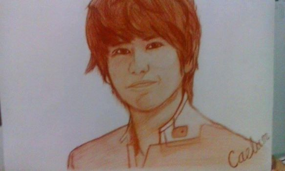 Kyuhyun by LelouchVladmont
