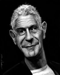 Anthony-bourdain by sosnw