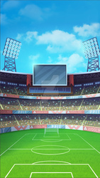 Stadium BG by CiCiY