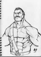 Haggar by arsenalgearxx