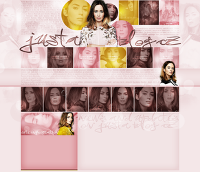 layout ft. emily blunt by Andie-Mikaelson