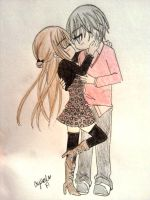 U And Me Might End Up Together by CrystalizedSights