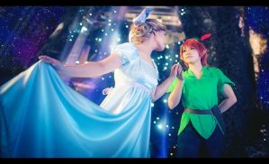 Come away, come away with me to Neverland by gk-reiko