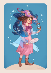 Witchsona 2018 by Rainsoon