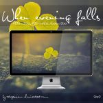 When evening falls Wallpaper by StopScreamGraphy