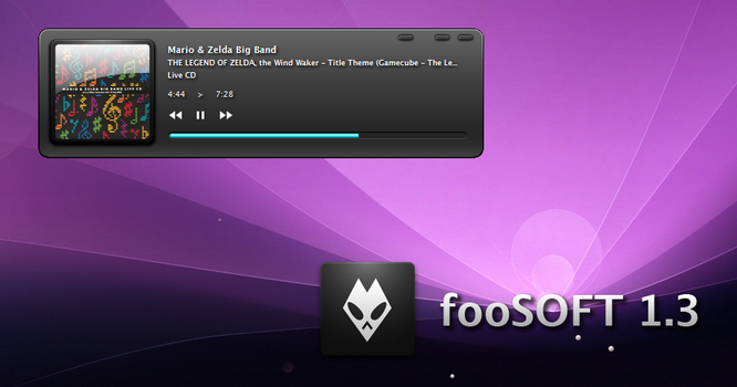fooSOFT 1.3 by AlexandrePh