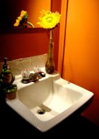 Sunflower By A Sink by jobethlovess
