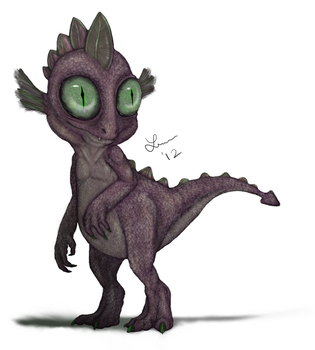 Spikey Wikey by Cheddarness8
