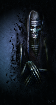 Cold Ned the Hobgoblin (Tinkered 'n' Tinted) by dloliver