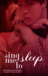 Sing Me To Sleep / Wattpad Book Cover 40 by sahlimamat