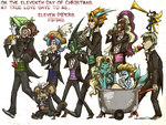 On the Eleventh day of X-mas.. by karniz
