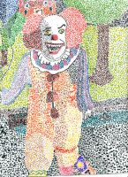 Pennywise the Dancing Clown by DoctorBollocks
