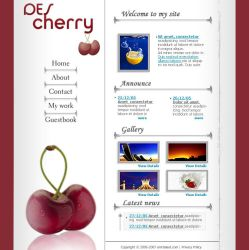 Des cherry by amrtalaat