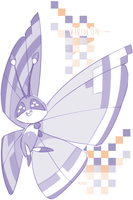 vivillon glitch pattern