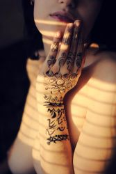 Mehndi by Strawberry-Mood