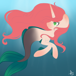 Da little Mermaid :B by MlleRoxy4