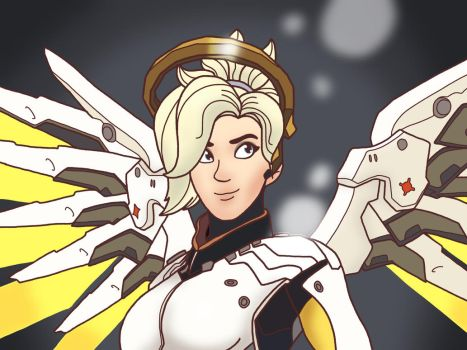 Mercy by steelheartdragon