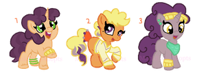 OPEN - Braesala - Filly Adoptables by MonkFishyAdopts