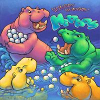 Hungry Hungry Hippos by jwatkins